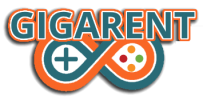 GigaRent Planet logo